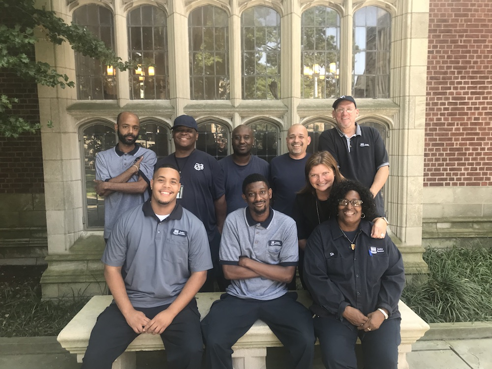 Facilities Staff Photo