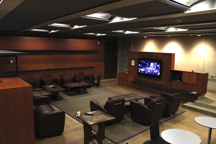 Game Room/TV Lounge | Grace Hopper College