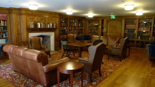 The Library Grace Hopper College