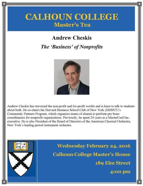 Andrew Cheskis