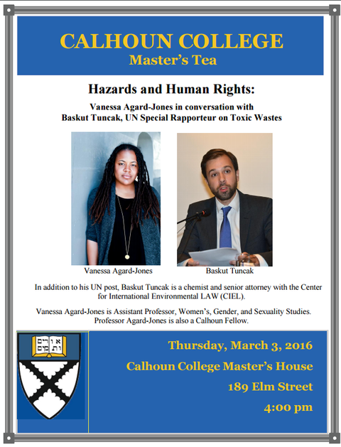 Hazards and Human Rights