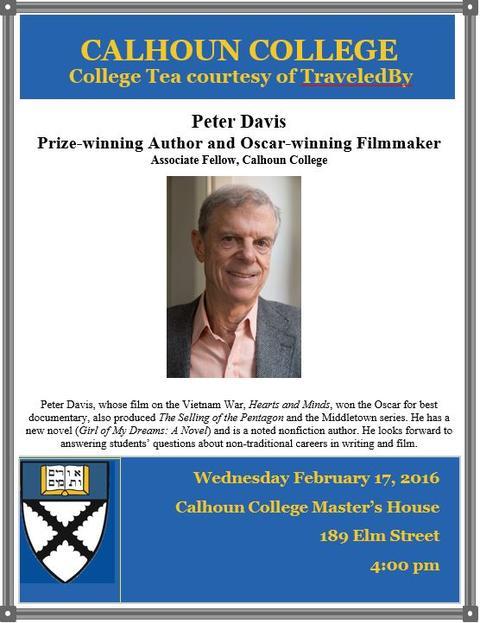 Peter Davis Tea