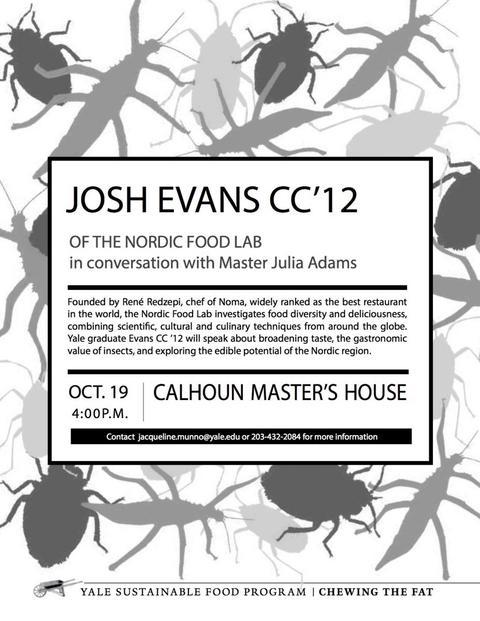 Josh Evans Tea