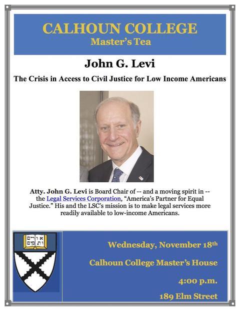 John G. Levi Tea