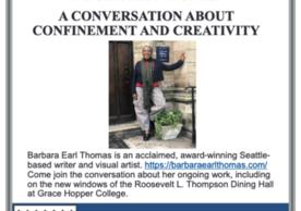Hopper College Tea - Barbara Earl Thomas